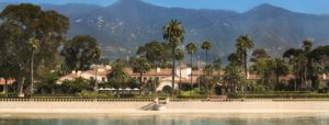 It may not be home, but the Four Seasons in Santa Barbara will do for a long weekend.